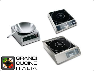 Induction cooking plates