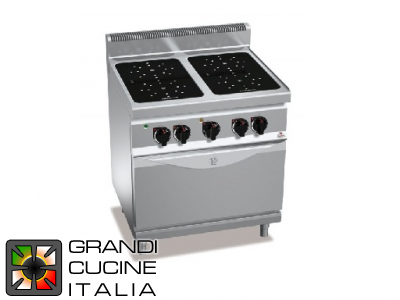 Ceramic-Glass Cookers Series 700
