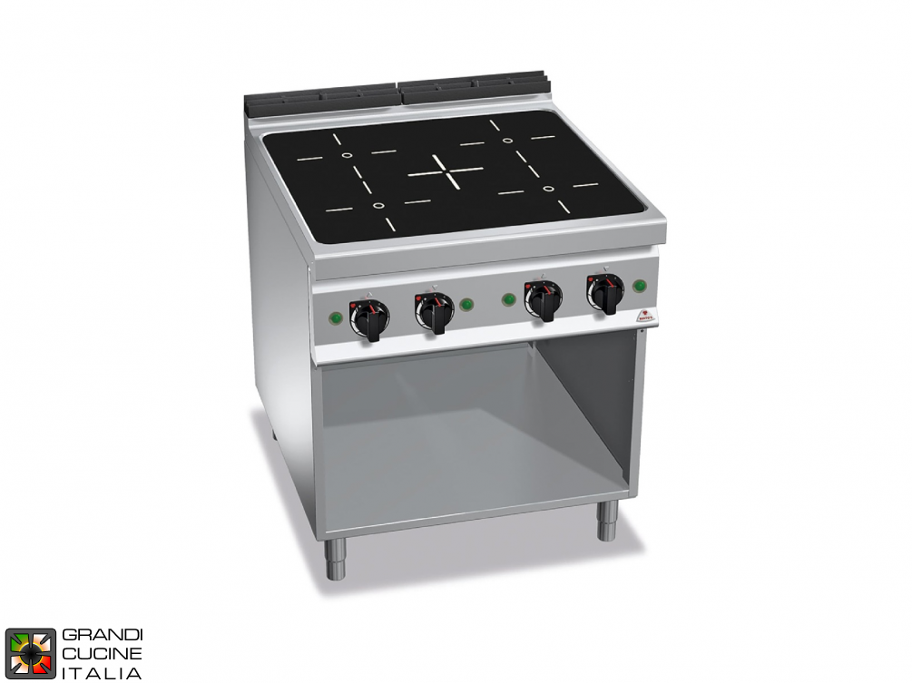 Induction Stoves Series 900