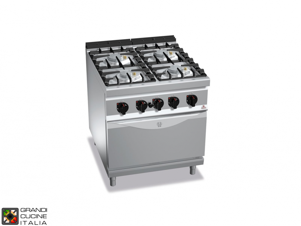 Gas Stoves Series 900