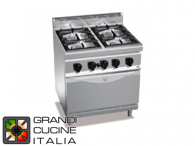 Kitchens on cabinet or oven - 700 Series