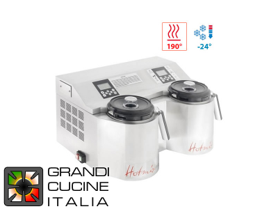 Cutter with system cooking and refrigerated