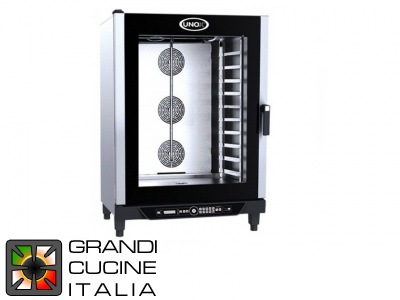 Unox Ovens - BakerLux designed for Pastry