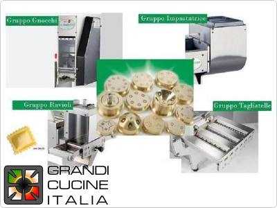 Pasta Machines Accessories