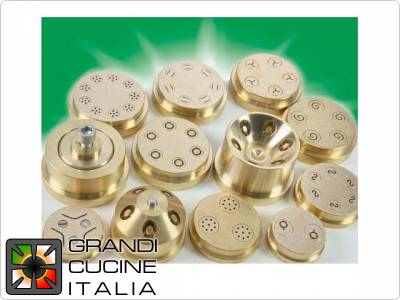 Mould for P2, P2P, P6, P12 - Bronze
