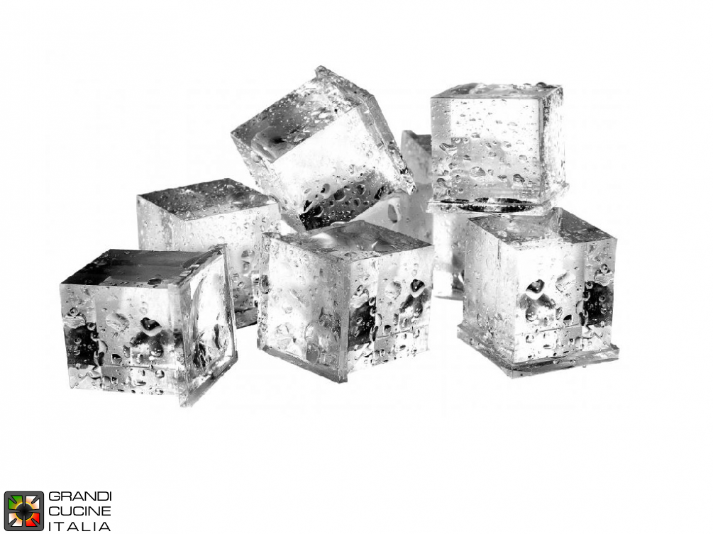 Ice Makers - Dice Ice cube