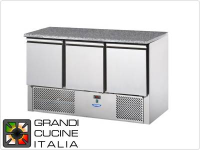 Refrigerated Counter - Bottom Refrigeration Unit