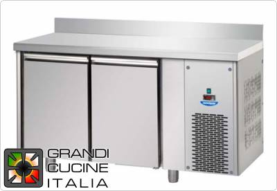 Refrigerated Counters - GN Negative Temperature