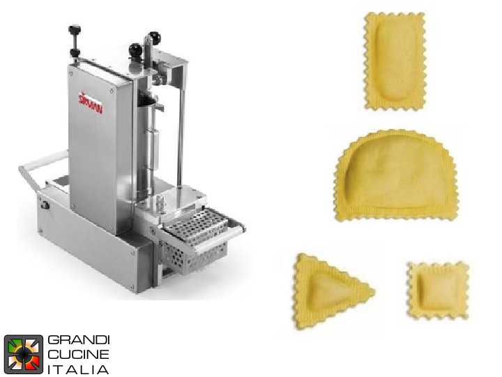 Ravioli Molds for Bologna Ravioli Machine