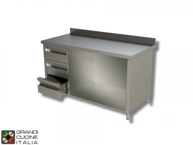 Tavolo acciaio inox usato meglio di best tavoli acciaio usati idee