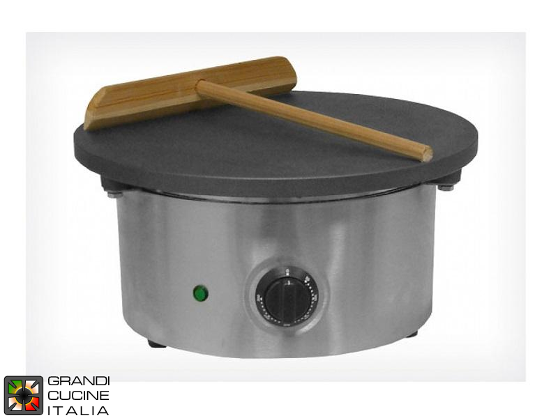 Crepes Maker - External Cooking Surface