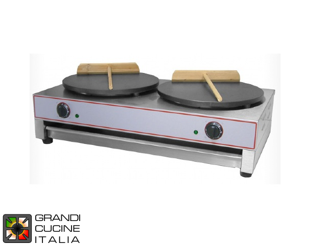 Crepes Maker - double surface