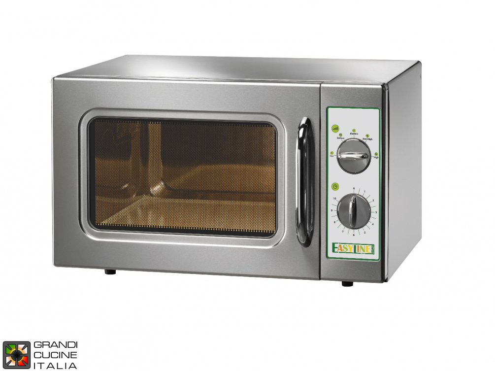 Microwave oven Cm 54,5x46x32,5h - 1,6 kw Power