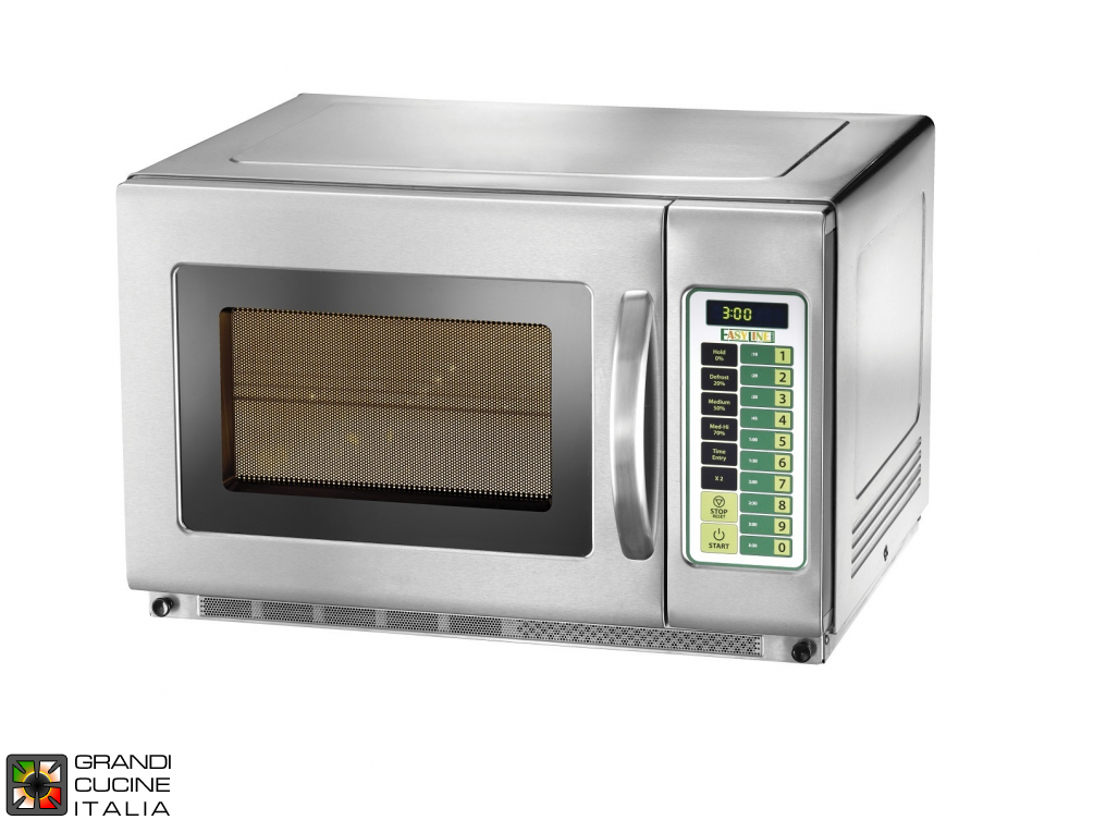 Microwave oven Cm 57x51x37h - 3000W Power