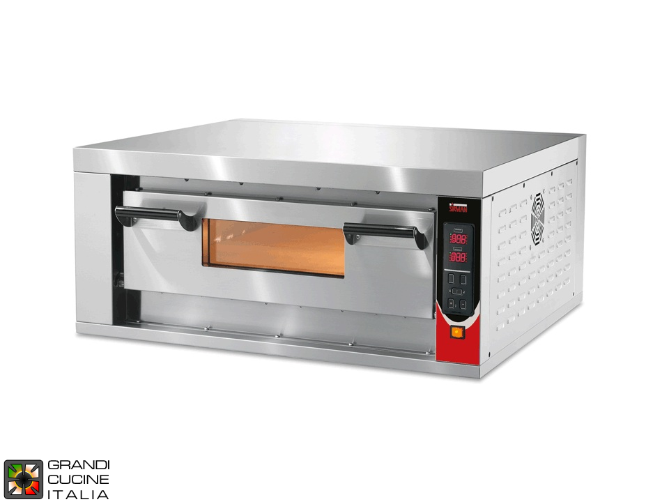 Single Chamber Pizza Oven 5100W - Tf