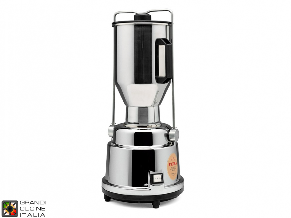 Mixer Blender Big Blender - Capacity  5 liters - Stainless steel jug Capacity 5 liters - 2 speed