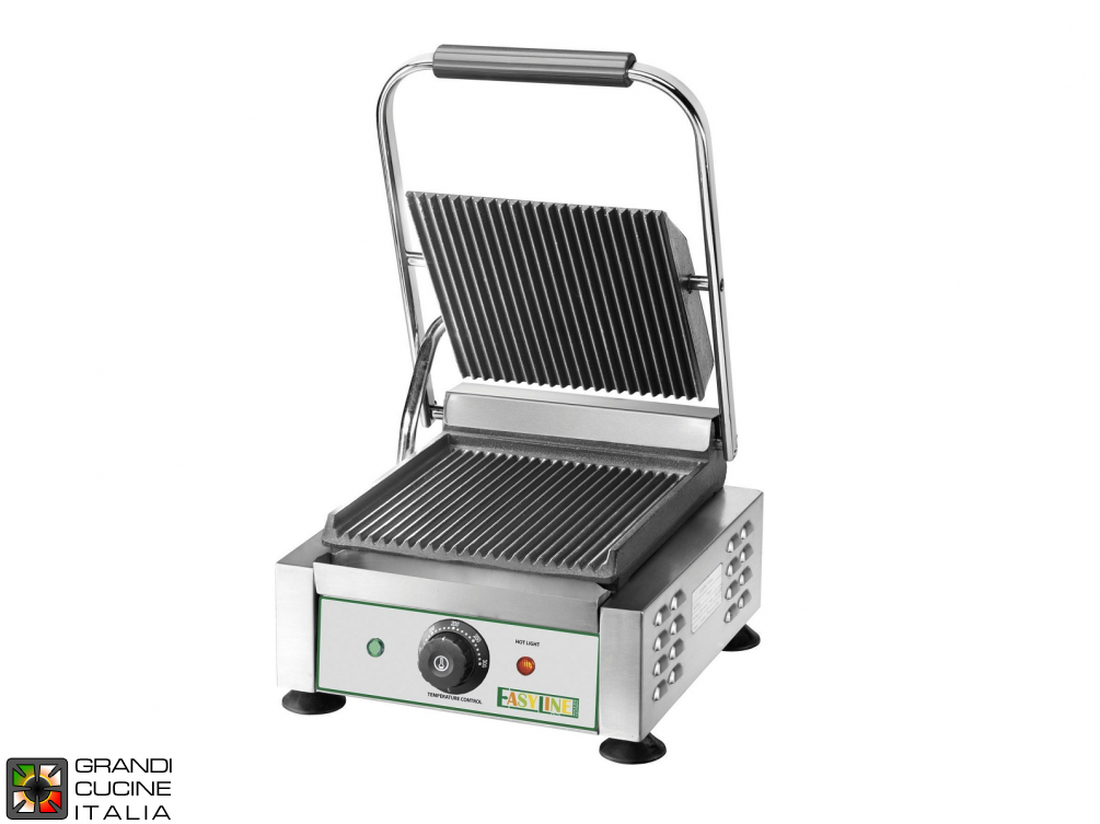 Cast iron cooking grill  24x23 cm