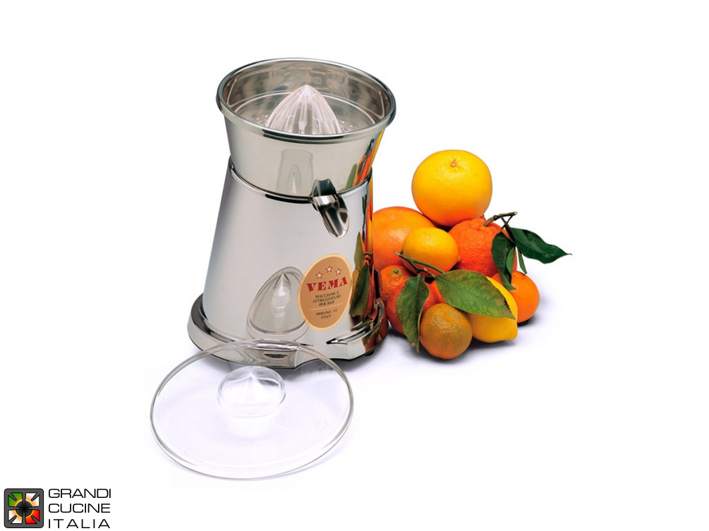 Jolly citrus  squeezer chrome body
