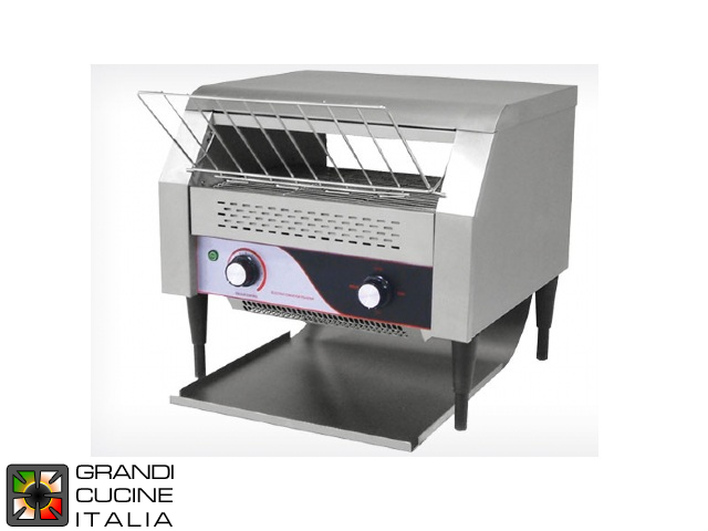 Conveyer Toaster 450-500 slices