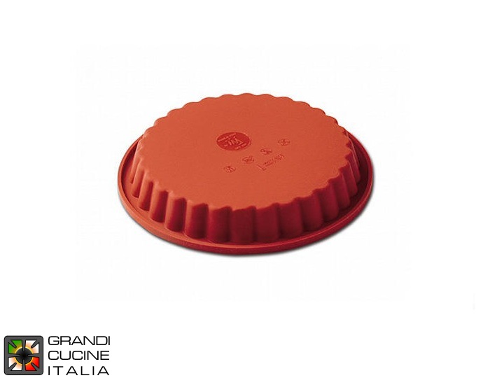 Stampo in silicone alimentare per Baby Tart Ø130x20h mm - SFT807