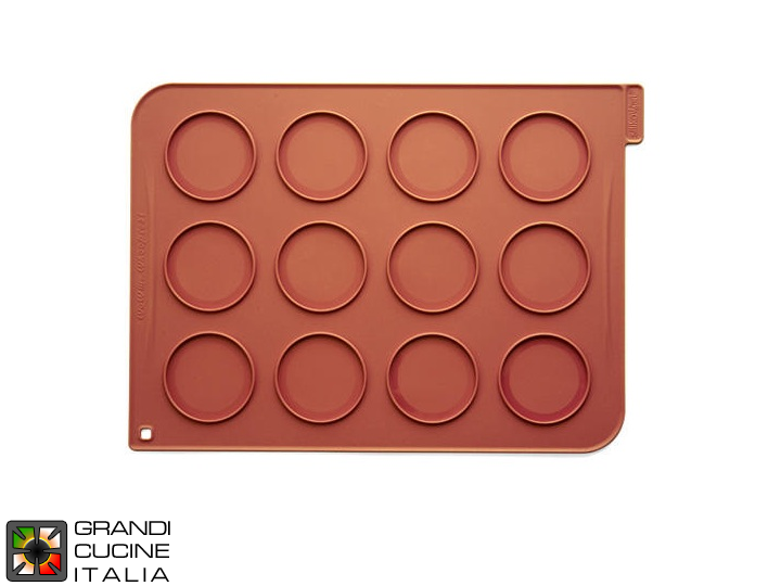 Tappeto in Silicone Alimentare per Whoopies - WOP01/C