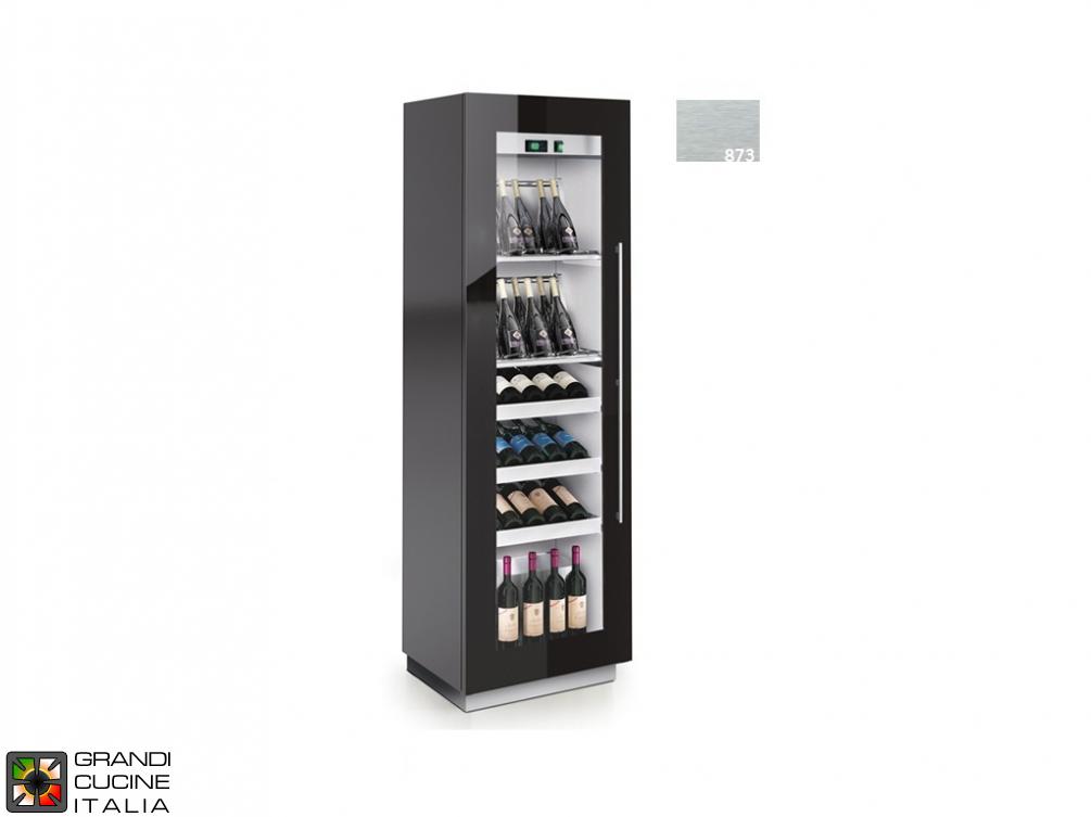 Ventilated refrigerated cellar cabinet miami medium, 108