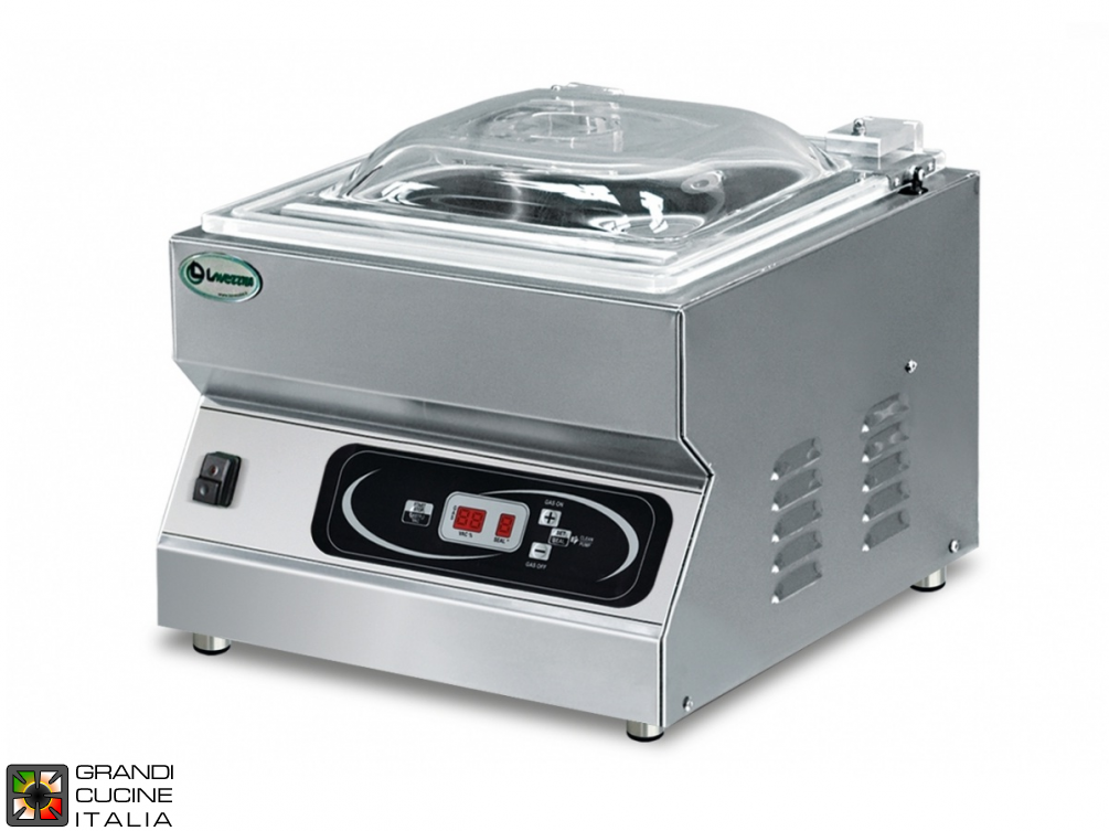 Vacuum packing machines - Chamber 31x35x19H cm - Bar 30cm