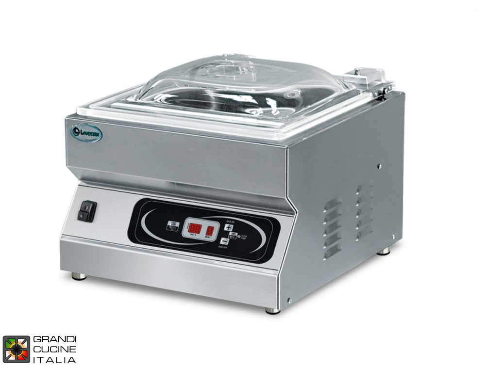 Vacuum packing machines - Chamber 36x40x19H cm - Bar 35cm