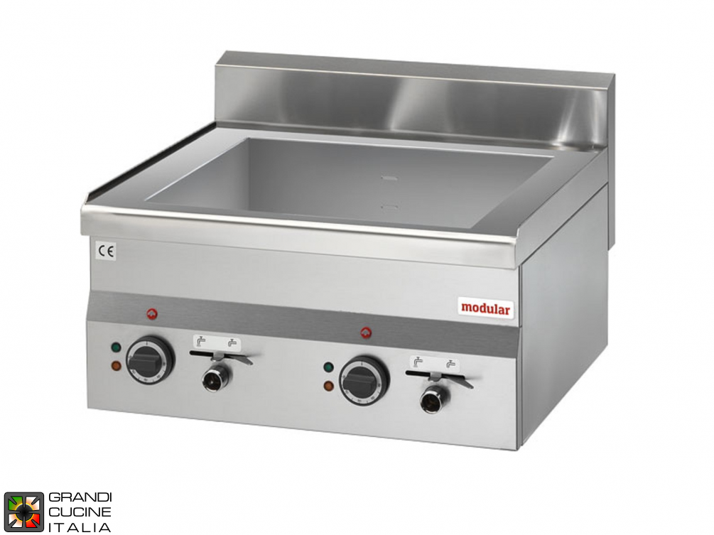 Electric bain-marie, 1 well GN 15 h