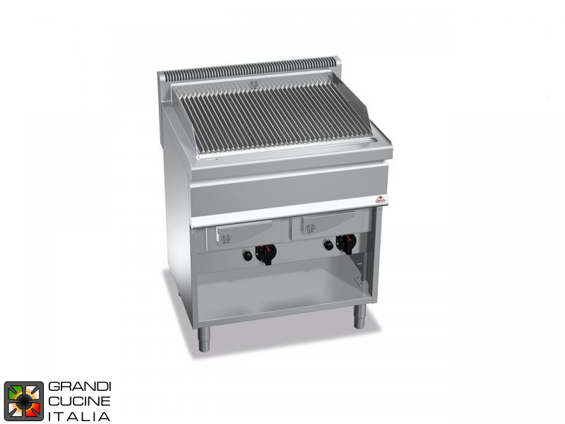 Water Grill a Gas - 2 Zone