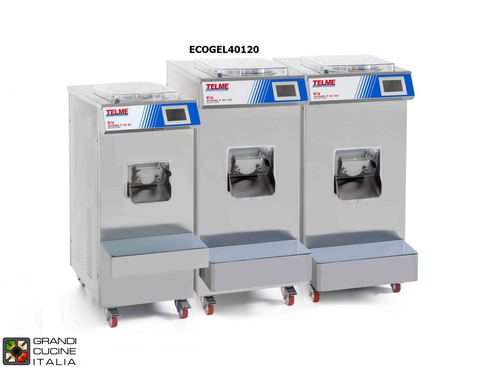 Batch freezer  Capacity 15-18 Lt. Hourly production 120