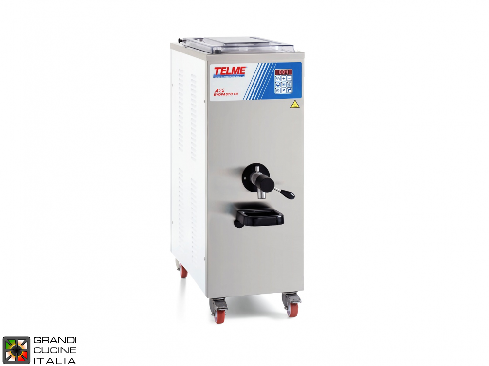 Pasteurizer Capacity - 60Lt.- 400/50/3 air