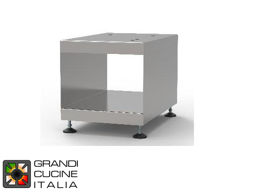 Stainless Steel Support Cabinet