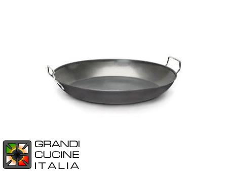 Iron Pan - Diameter 28 Cm
