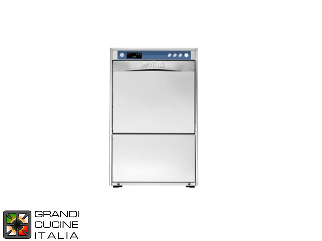Glasswashers electronic square basket 370x370 mm - 30 baskets / h