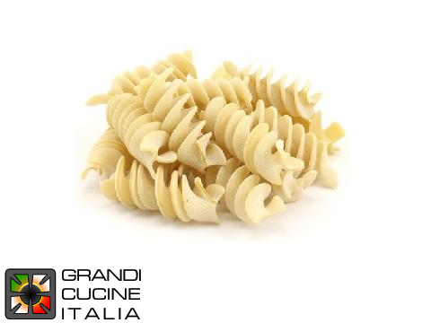 Bronze Die for Fusilli - 12,6 mm
