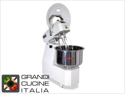 Multifunction mixer tilting head 2700 20 lt-Mn