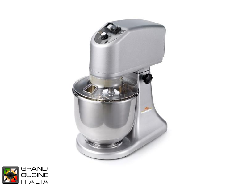 Planetary Mixer - Capacity 7 Liters - Head Fastening with Knob - 220V