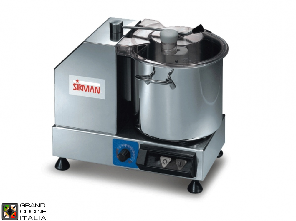 Cutter capacity 5.3 liters - Variable Speed - 220V