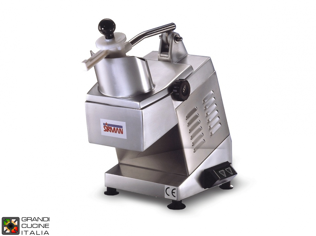 Vegetable-Cutter TM2 ALL Three-phase CE