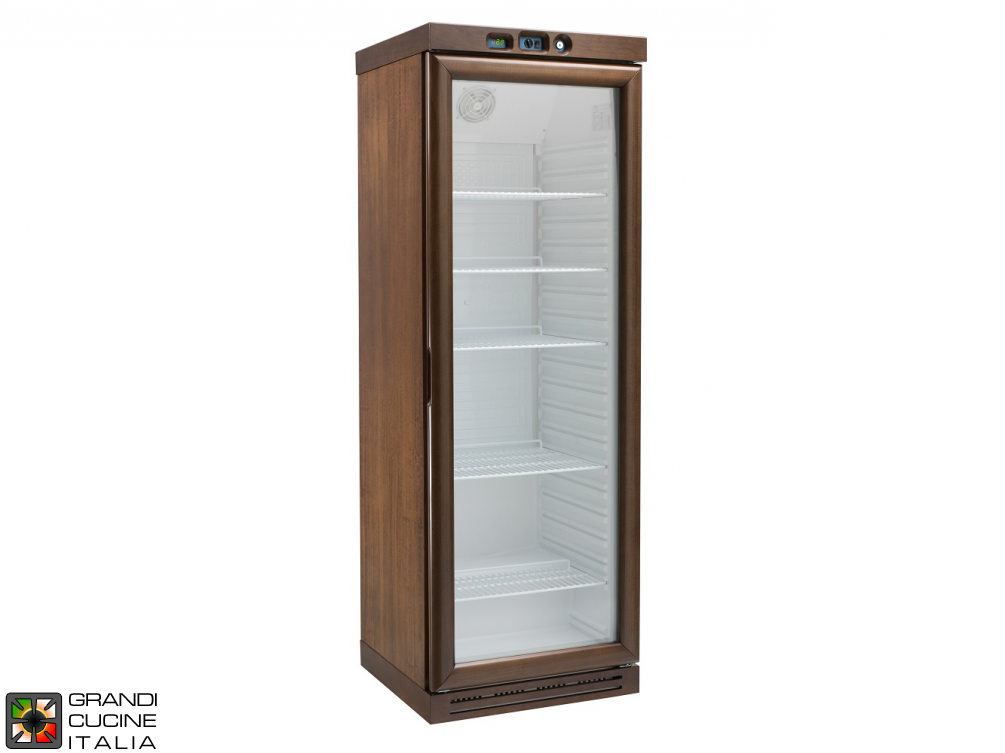 Refrigerated wine cellar with static refrigeration,Capacity 310LT - Range +2 / +8
