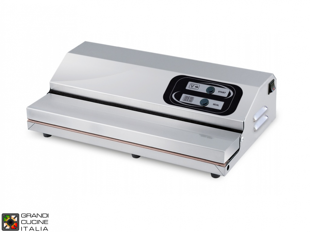 Vacuum machines - sealing bar mm. 450 Analog.