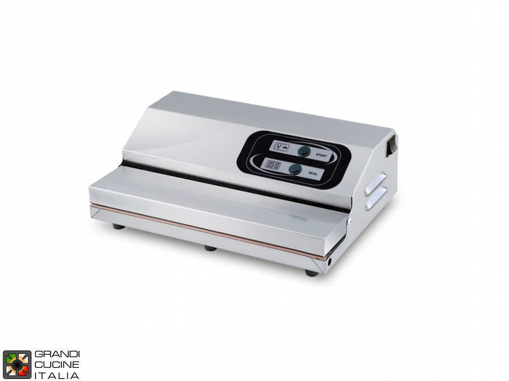 Vacuum machines - sealing bar mm. 350