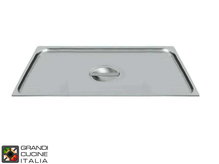 GN 1\1 Stainless Steel Cover