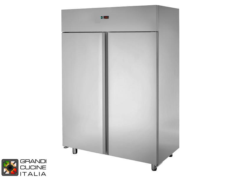armadio frigorifero congelatore - 1400 litri - temperatura -18 / -22
