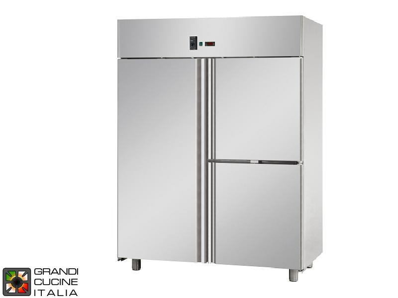 Dual temperatur kühlschrank - 1380 liter - temperatur -2 / +8 °c ...