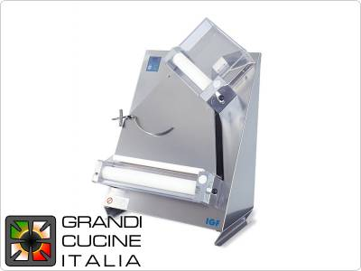 Dough Sheeter Gemma, Round Pizza ∅30 Cm