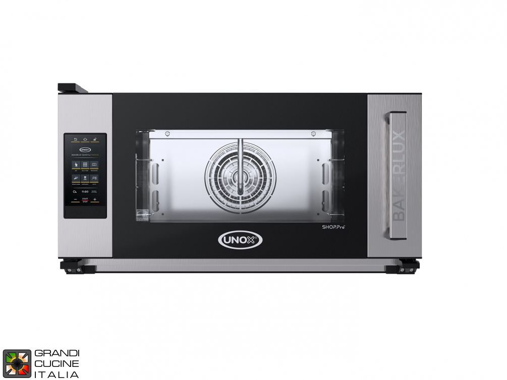Multipurpose Electrical Oven ELENA-MATIC - 03 EN 60x40 Trays - TOUCH Model