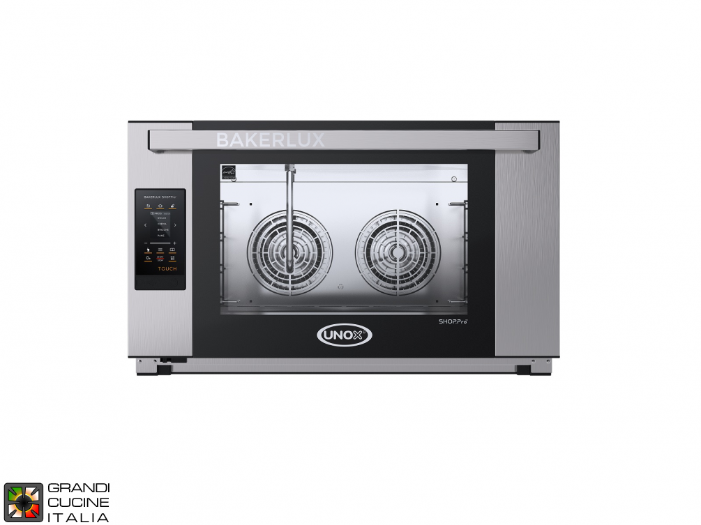 Multipurpose Electrical Oven ROSSELLA - 04 EN 60x40 Trays - TOUCH Model